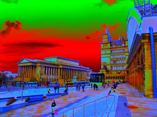Liverpool Lime Street | by CrosvillE