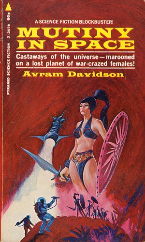 Mutiny in Space [Avram Davidson] 1