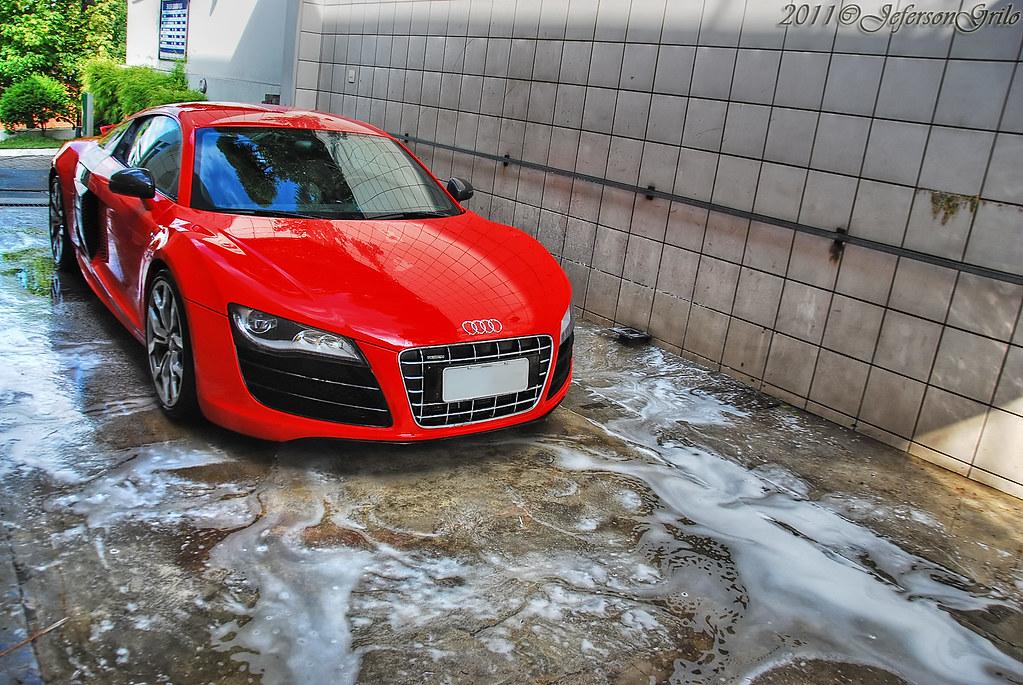 Audi R V Car Wash Jeferson Milão Flickr - Audi car wash
