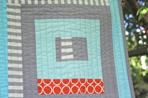 Sew Modern Class Sample detail | by alissahcarlton