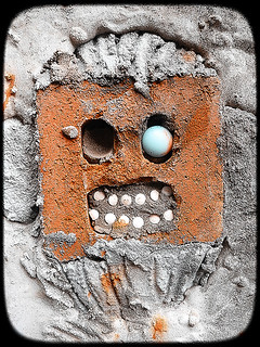 Brick face 4 | by Anikatoro