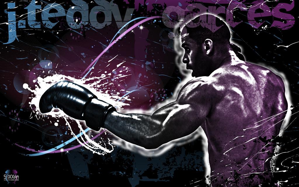 J Teddy Garces Boxing Wallpaper And Screensaver Image Flickr