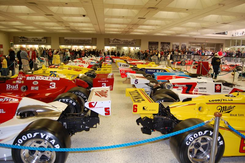 Indianapolis Motor Speedway Hall Of Fame March 20 2011