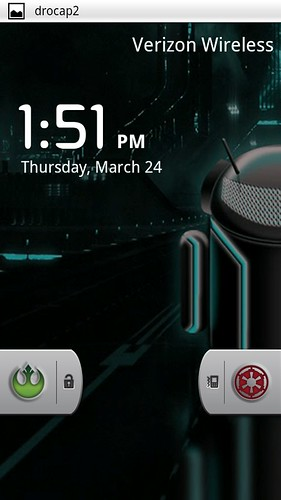 Droid lock screen r2d2 | by chad108