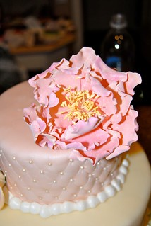 90th Birthday Cake - Peony | by Amy Caitlin - Cakes