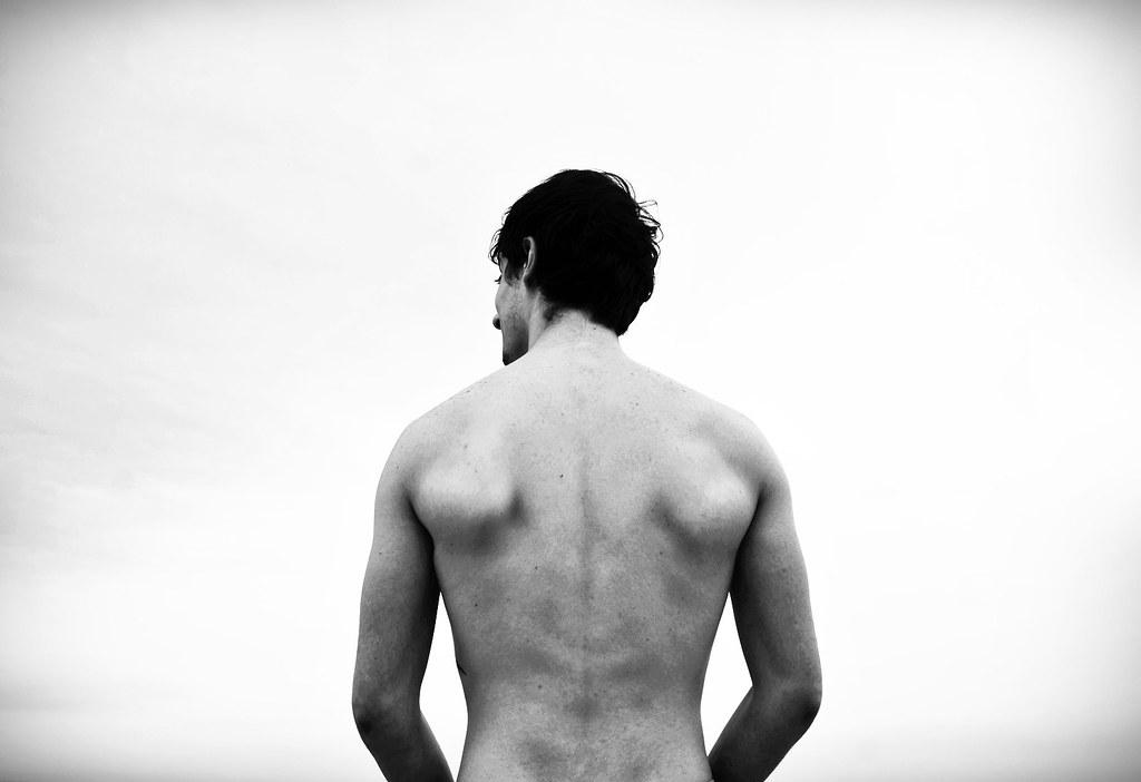 der Rücken II - Anatomie Series | Well that\'s the second one… | Flickr