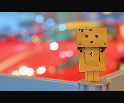 Danbo Does the Toronto Auto Show | by Calvin J.