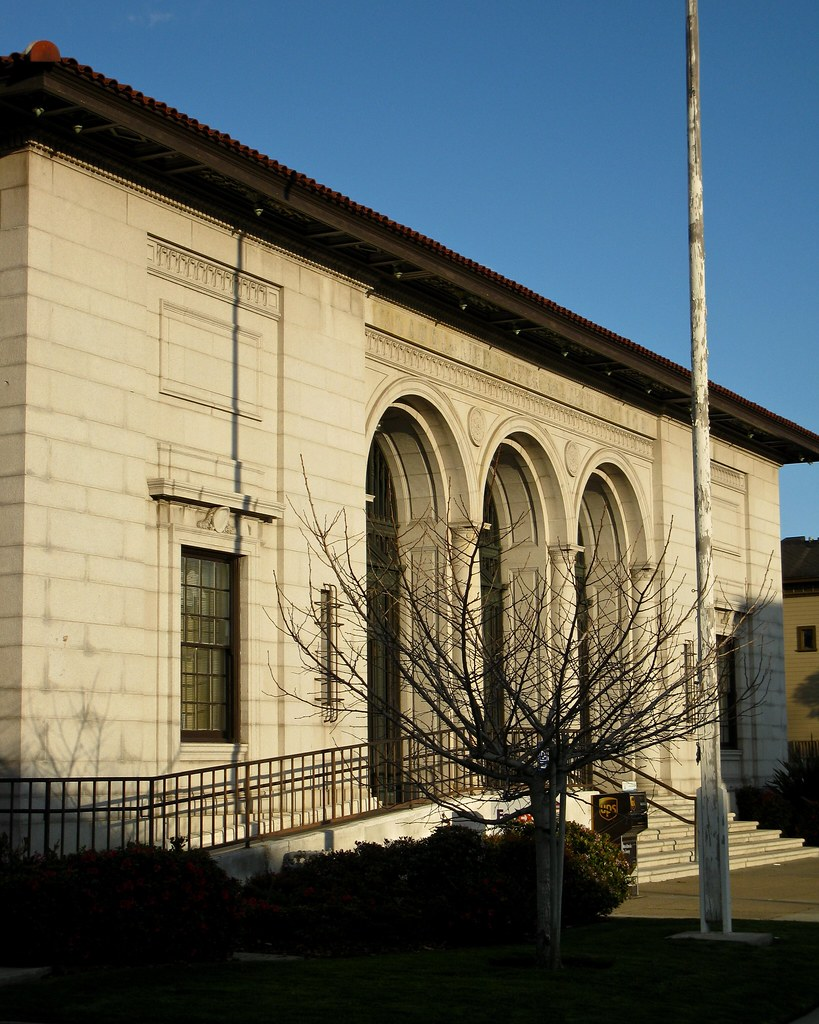 Former United States Post Office Aka Alameda Professional Flickr