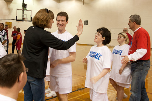 Special Olympics Basketball Tournament 2011 | by UT-Chattanooga