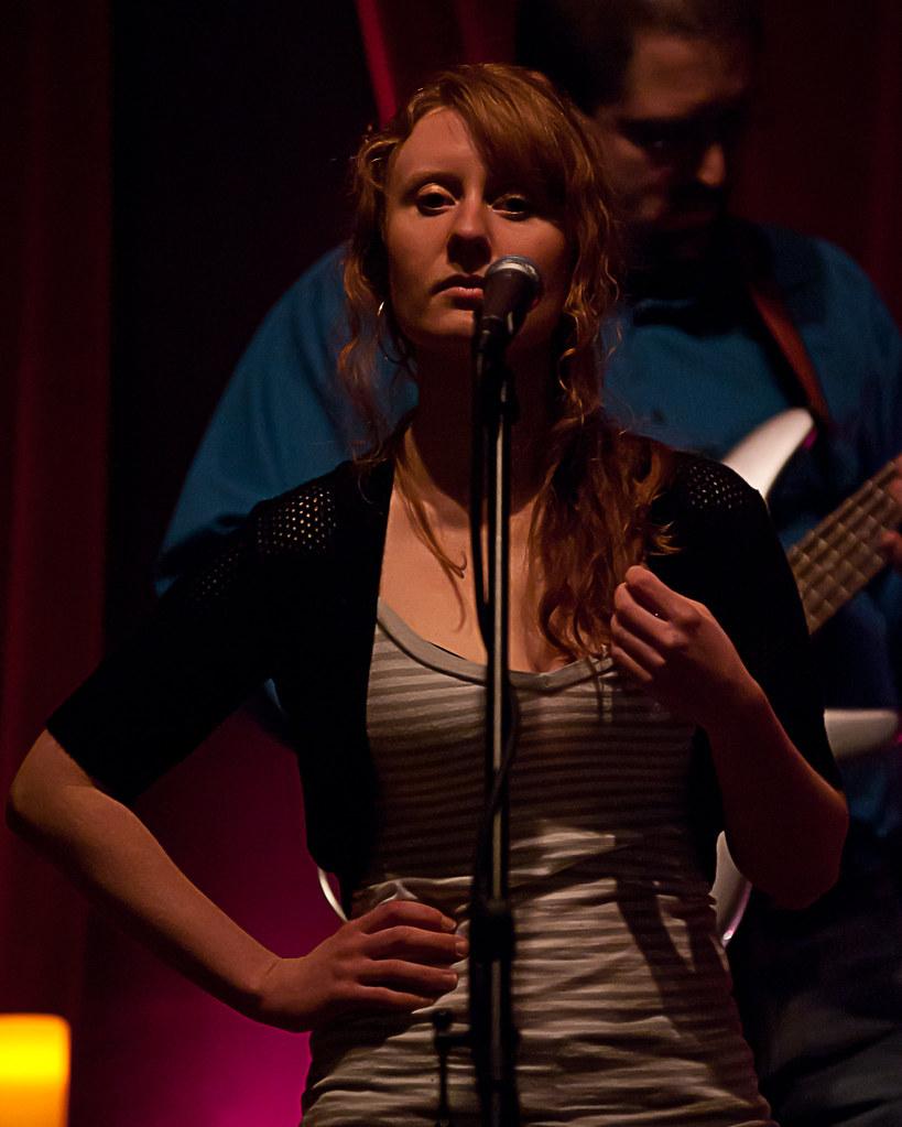 Hannah Benton with Icarus Drifting at Paradigm CoffeeandMu