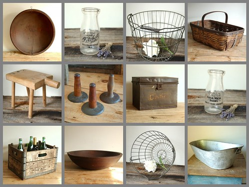 Farmhouse antique home decor collection new selection of for Kitchen decor collections