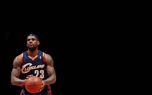 LeBron Wallpaper | by Cavs History