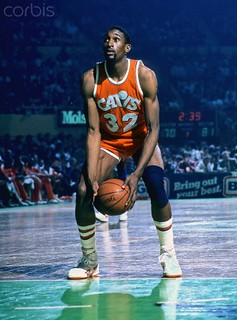 Roy Hinson Foul Shot | by Cavs History
