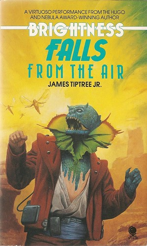 James Tiptree Jr - Brightness Falls from the Air (Sphere 1986)