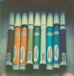 Pantone Pens - PX680 Beta film | by jakem