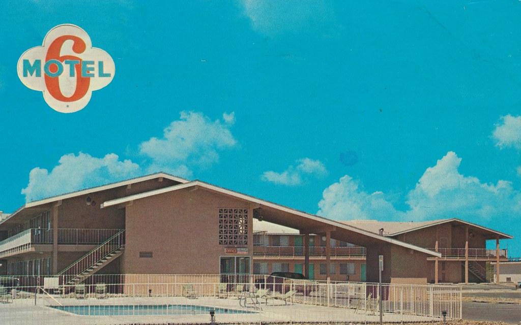 Motel 6 - Amarillo, Texas