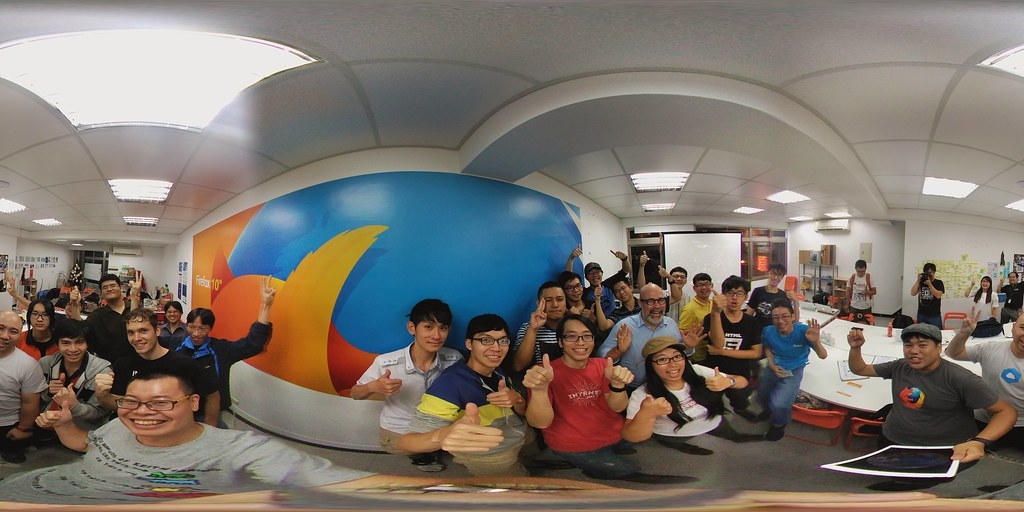 Mozillians all around!
