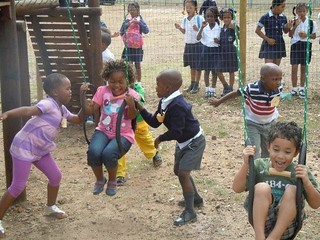 New playgroung Projects in Port Elizabeth | by Garden Route Childrens Trust