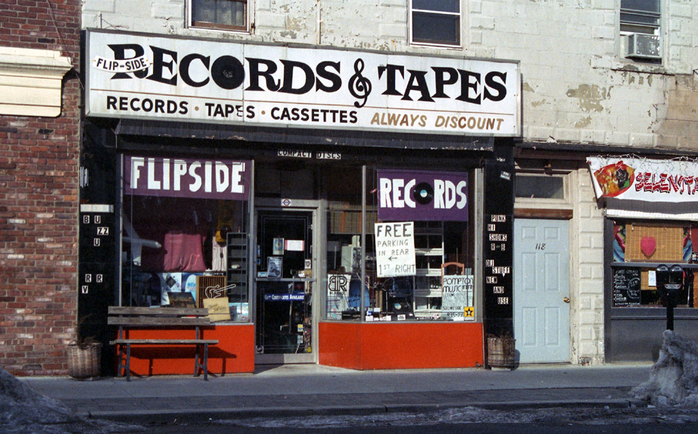 ... Flip-Side Records - Pompton Lakes, NJ USA | by Michael Raso - Film