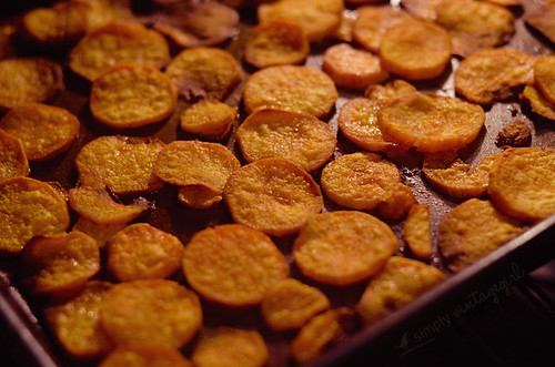 Sweet Potato Chips | by Simply Vintagegirl