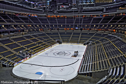 Consol Energy Center HDR | by Bill Maksim Photography