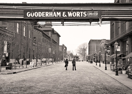 Gooderham & Worts | by PhotosbyCDOT
