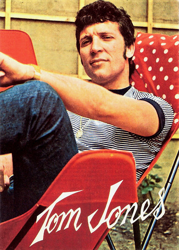 Tom Jones | by Truus, Bob & Jan too!