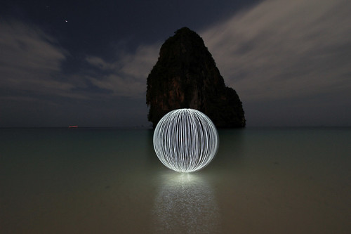 Light Orb at Whale Island | by [inFocus]