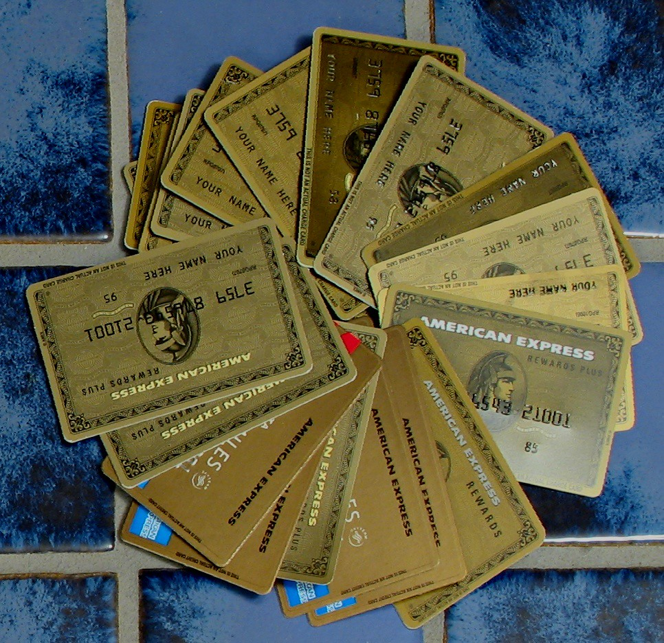 American Express Revolving Credit Cards