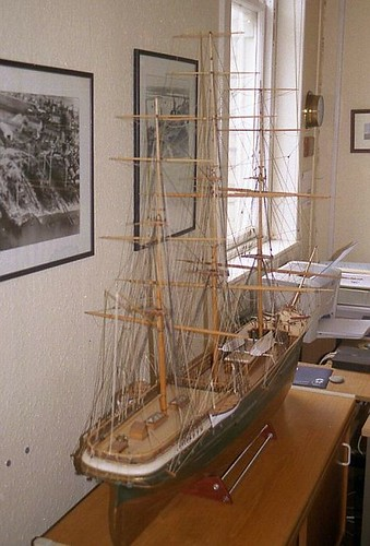 "Model ""City of Adelaide"" 