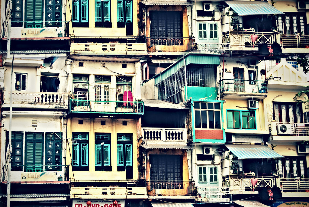 Apartments - Hanoi | Foto: Amy Thibodeau