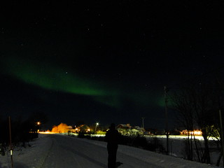 Northern lights 13th of Februari | by lindakl