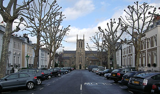 St James Church, Addison Avenue, Notting Hill - London. | by Jim Linwood