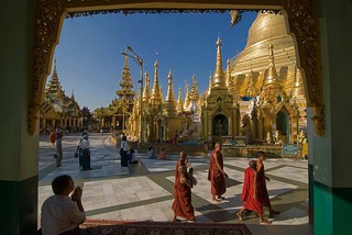Burmese Faith | by Tati@
