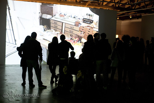 Installation 7, Scion Art Tour: Video, Los Angeles opening night | by ScionART