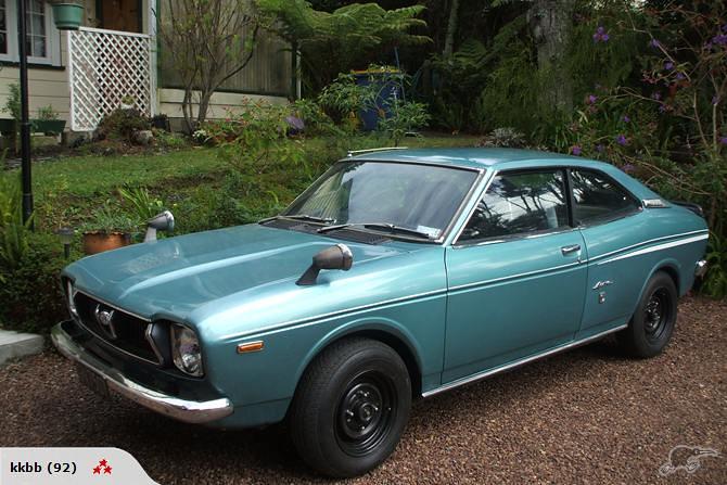 Subaru Gsr Leone Coupe 1972 The 1400cc Subaru A22 Gl And G Flickr