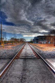 HDR Tracks Away From Home | by SmokinToast