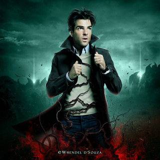 World of Darkness - Zachary Quinto - Whendel d'Souza | by W h e n d e l l