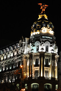 Madrid by night | by Toan-IMV