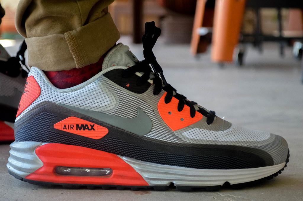 nike air max 90 lunar infrared