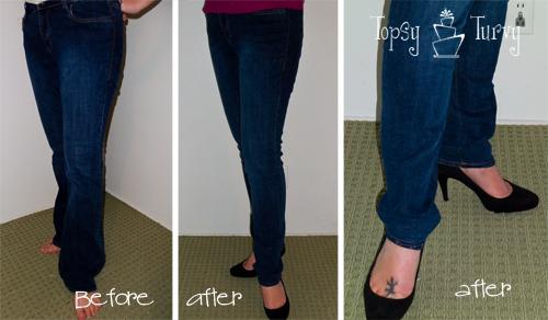 upcycled-bootcut-to-skinny-jeans-3 | imtopsyturvy.com/transf… | Flickr