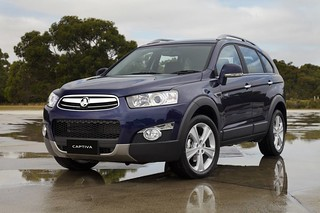 2011 Holden Captiva | by The National Roads and Motorists' Association