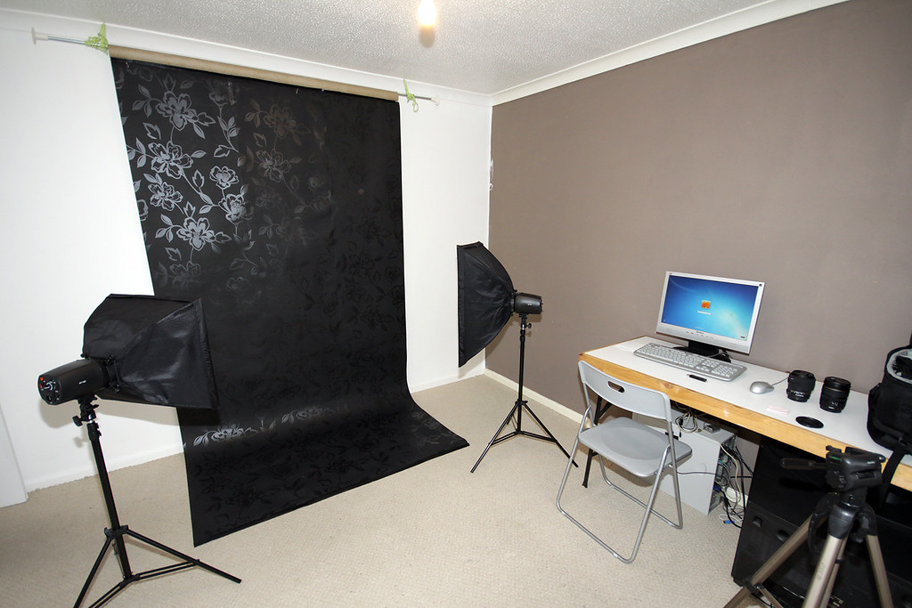 how to set up a photo studio business