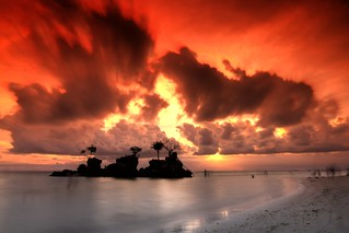 Boracay Cross Sunset | by maciej.ka