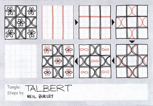 Talbert - tangle pattern | by perfectly4med