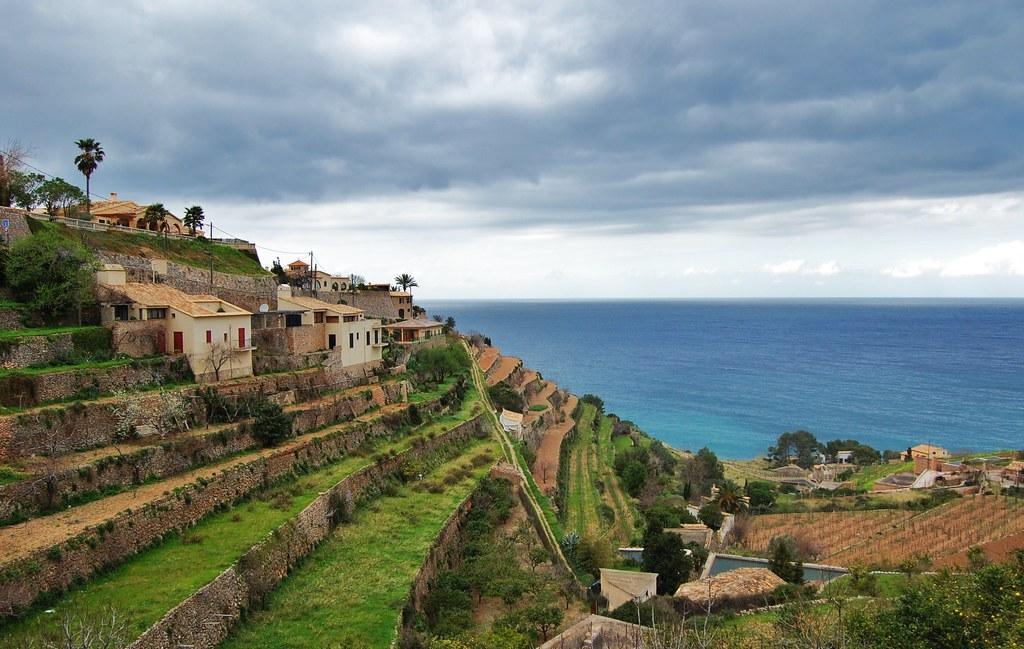 Serra de Tramuntana, Mallorca i PRIMER PREMI a la millor foto de patrimoni natural de les Illes Balears del Concurs de Fotografia Wiki Loves Earth (WLE)