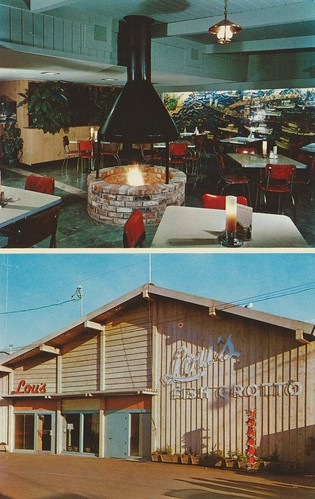 Lou 39 s fish grotto monterey california we specialize for Monterey fish grotto