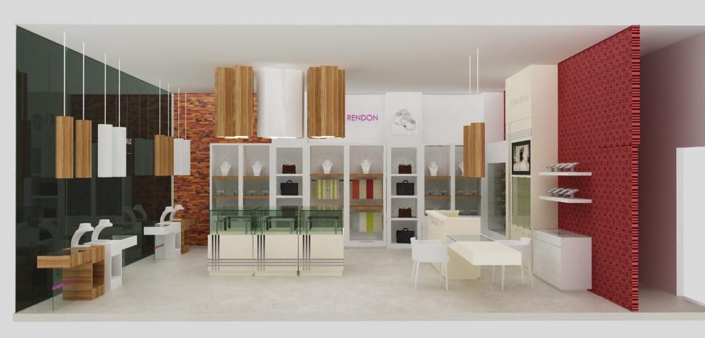 diseño de tienda para joyas. diseño de muebles. diseño int? | flickr - Tiendas Muebles Diseno