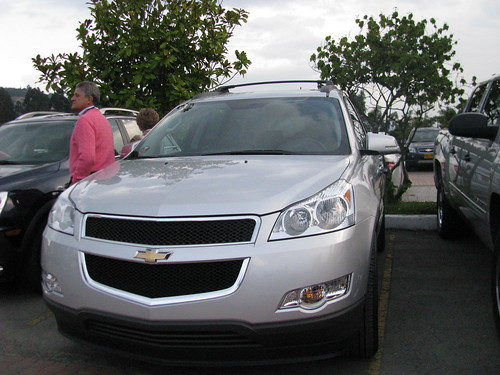 Chevrolet Traverse | by pattoncito
