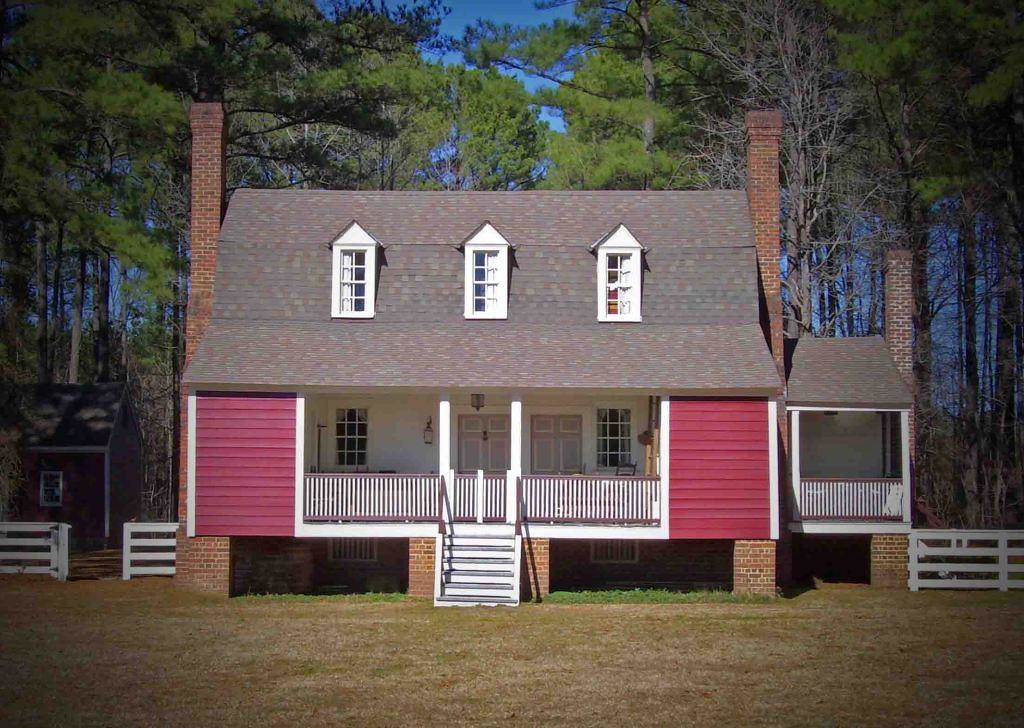 Edgecombe historic homes and buildings edgecombe county for Home builders in eastern nc